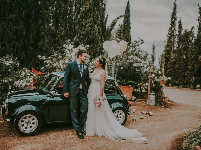 La boda de Vicent y Fani en Aielo De Malferit, Valencia 30