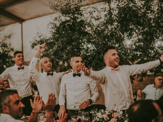 La boda de Vicent y Fani en Aielo De Malferit, Valencia 39