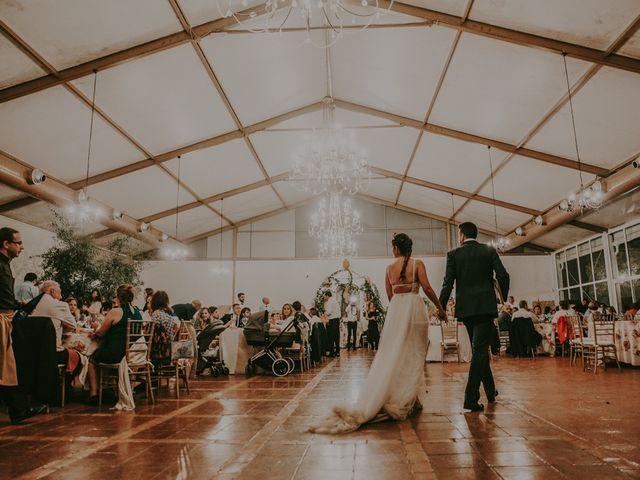La boda de Vicent y Fani en Aielo De Malferit, Valencia 41