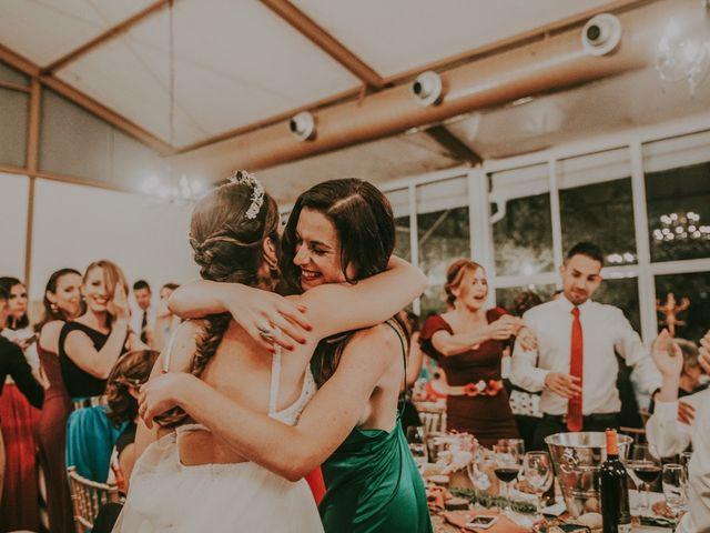 La boda de Vicent y Fani en Aielo De Malferit, Valencia 42