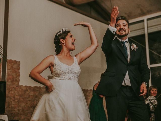 La boda de Vicent y Fani en Aielo De Malferit, Valencia 43