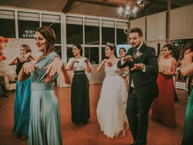 La boda de Vicent y Fani en Aielo De Malferit, Valencia 46