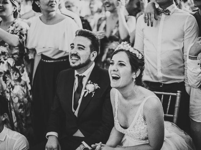 La boda de Vicent y Fani en Aielo De Malferit, Valencia 47