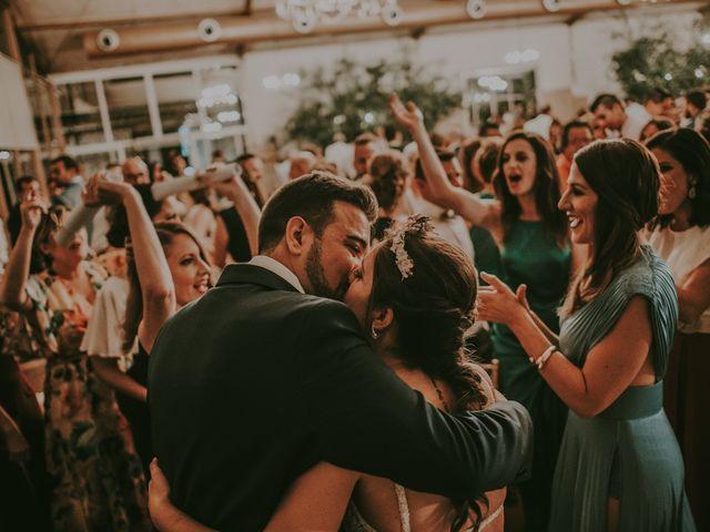 La boda de Vicent y Fani en Aielo De Malferit, Valencia 48
