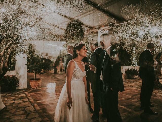 La boda de Vicent y Fani en Aielo De Malferit, Valencia 52