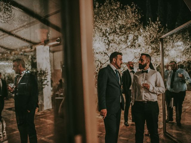 La boda de Vicent y Fani en Aielo De Malferit, Valencia 53