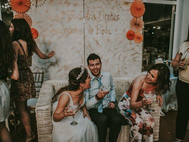 La boda de Vicent y Fani en Aielo De Malferit, Valencia 56