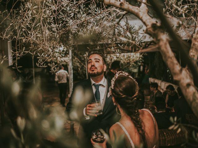 La boda de Vicent y Fani en Aielo De Malferit, Valencia 57
