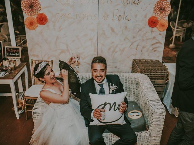 La boda de Vicent y Fani en Aielo De Malferit, Valencia 60
