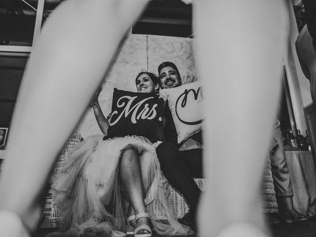La boda de Vicent y Fani en Aielo De Malferit, Valencia 61