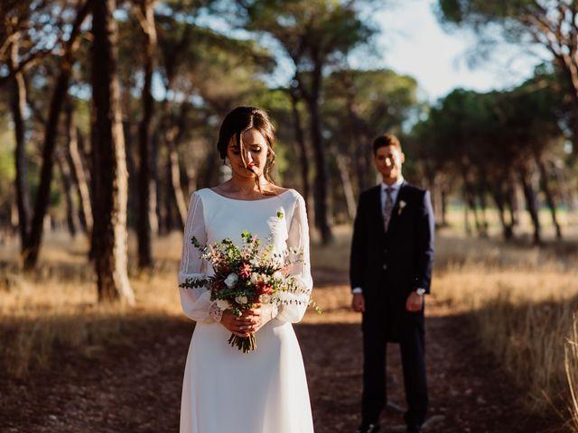 La boda de Juan Carlos y Nuria