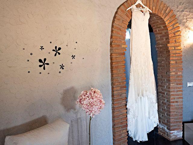 La boda de Beatriz y Joaquín en Logrosan, Cáceres 2
