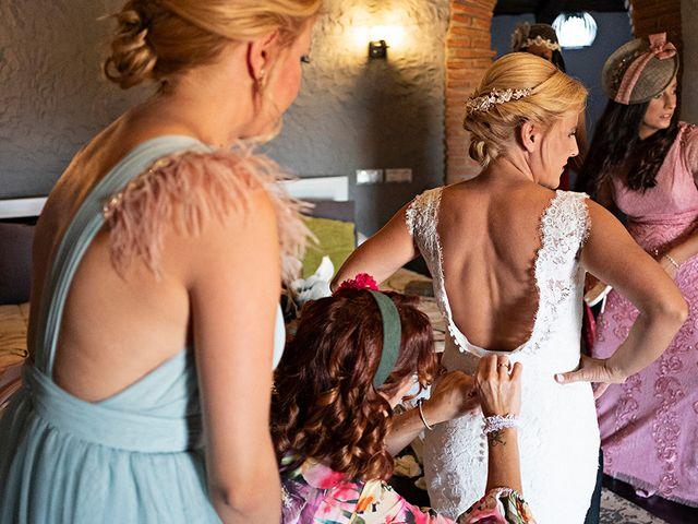 La boda de Beatriz y Joaquín en Logrosan, Cáceres 4