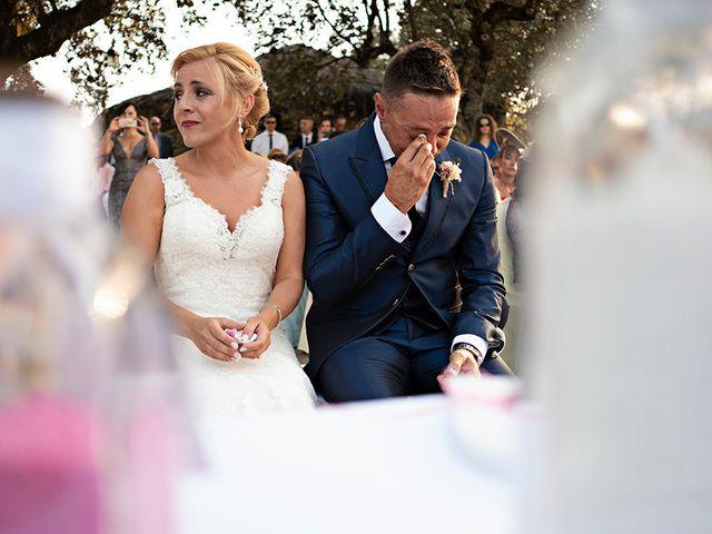 La boda de Beatriz y Joaquín en Logrosan, Cáceres 12