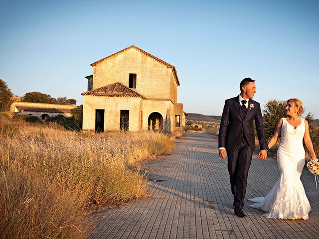 La boda de Beatriz y Joaquín en Logrosan, Cáceres 22