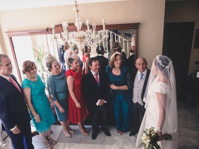 La boda de Ana Belén y Fran en Málaga, Málaga 12