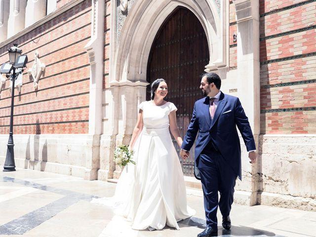 La boda de Ana Belén y Fran en Málaga, Málaga 29