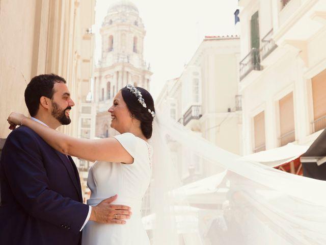 La boda de Ana Belén y Fran en Málaga, Málaga 31