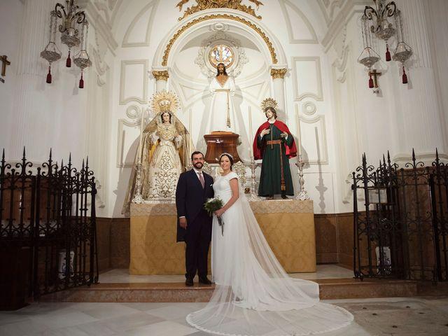 La boda de Ana Belén y Fran en Málaga, Málaga 32