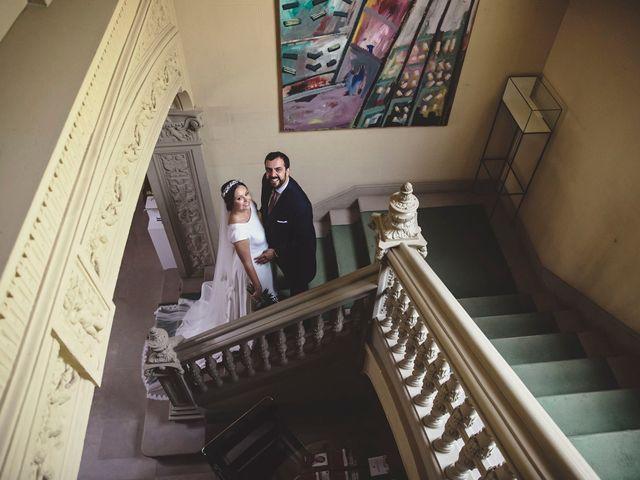 La boda de Fran y Ana Belén