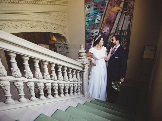 La boda de Ana Belén y Fran en Málaga, Málaga 35