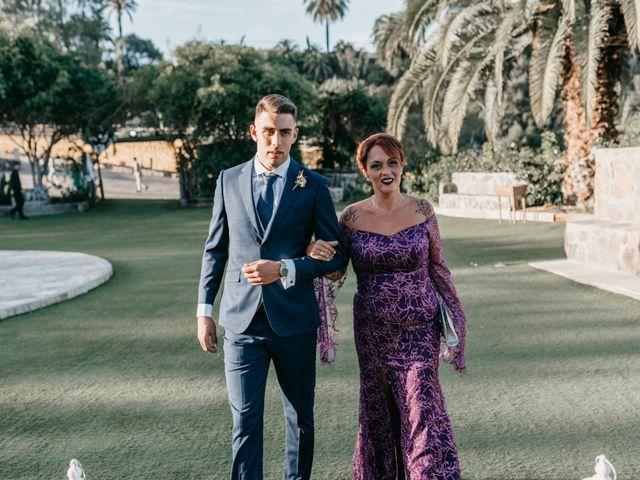 La boda de Jefté y Fiamma en Las Palmas De Gran Canaria, Las Palmas 22