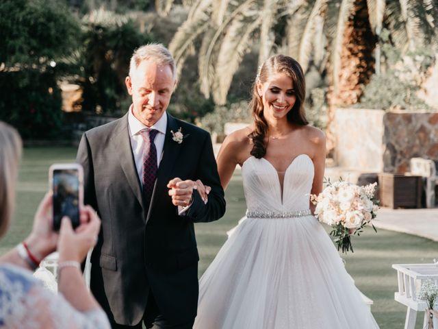La boda de Jefté y Fiamma en Las Palmas De Gran Canaria, Las Palmas 23