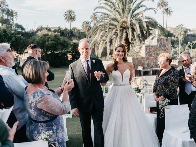 La boda de Jefté y Fiamma en Las Palmas De Gran Canaria, Las Palmas 24
