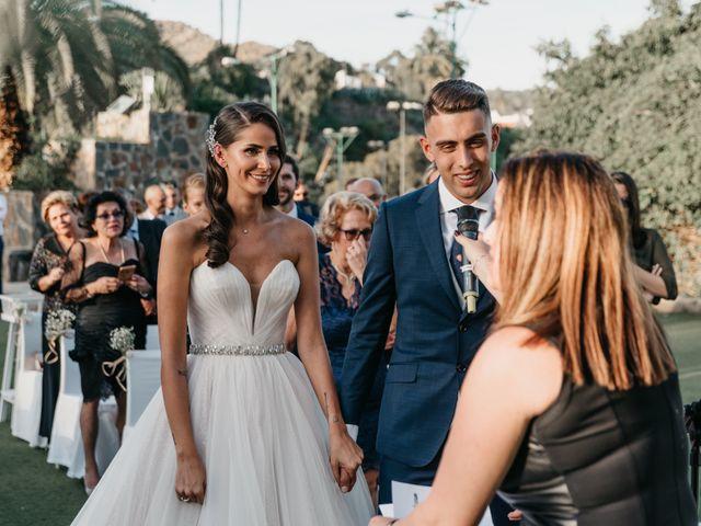 La boda de Jefté y Fiamma en Las Palmas De Gran Canaria, Las Palmas 26