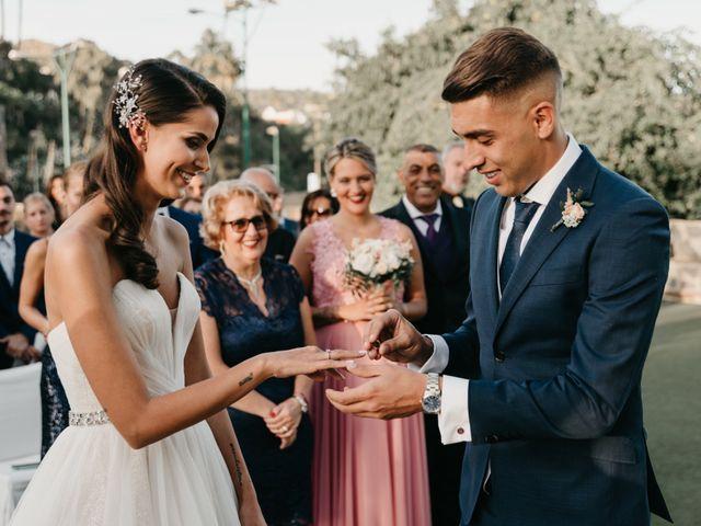 La boda de Jefté y Fiamma en Las Palmas De Gran Canaria, Las Palmas 28