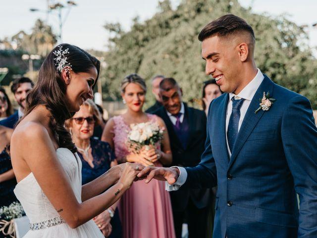 La boda de Jefté y Fiamma en Las Palmas De Gran Canaria, Las Palmas 30
