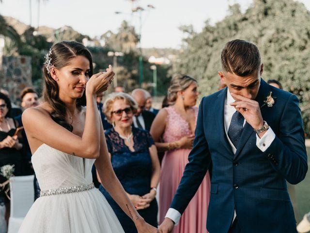 La boda de Jefté y Fiamma en Las Palmas De Gran Canaria, Las Palmas 32