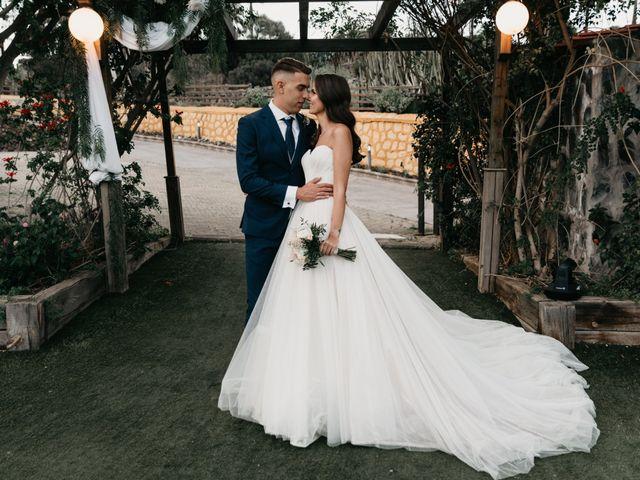 La boda de Jefté y Fiamma en Las Palmas De Gran Canaria, Las Palmas 39
