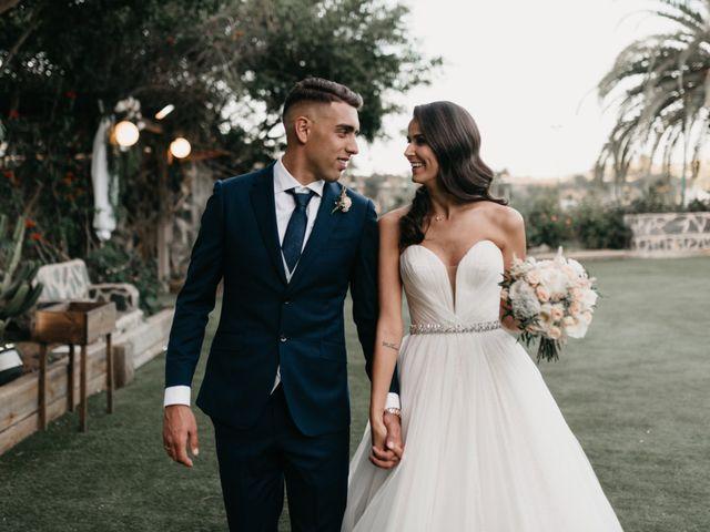 La boda de Jefté y Fiamma en Las Palmas De Gran Canaria, Las Palmas 40