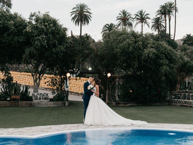 La boda de Jefté y Fiamma en Las Palmas De Gran Canaria, Las Palmas 41