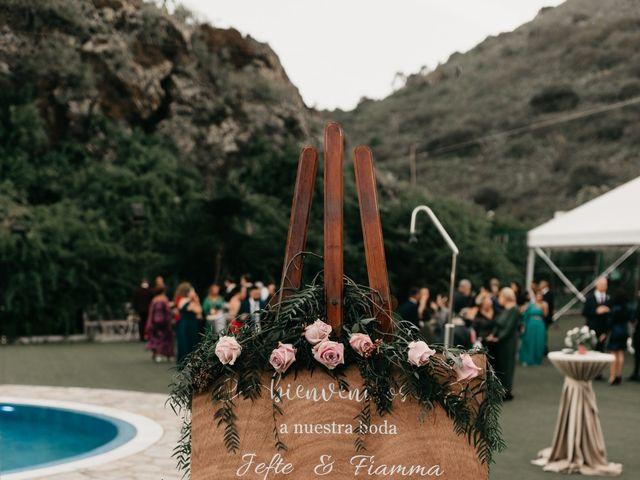 La boda de Jefté y Fiamma en Las Palmas De Gran Canaria, Las Palmas 46