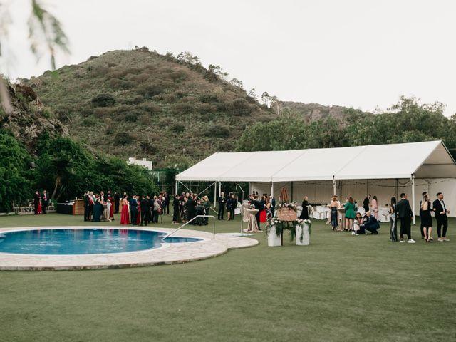 La boda de Jefté y Fiamma en Las Palmas De Gran Canaria, Las Palmas 47
