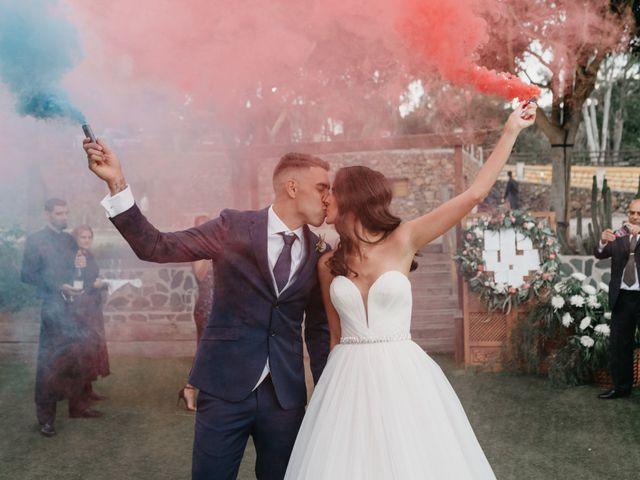 La boda de Fiamma y Jefté