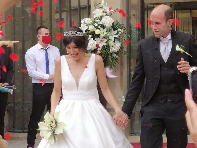 La boda de Kasandra y Gorka