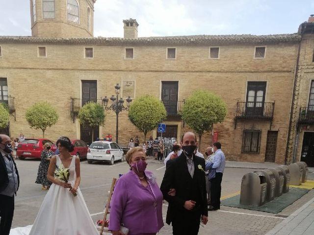 La boda de Gorka y Kasandra en Marcilla, Navarra 1