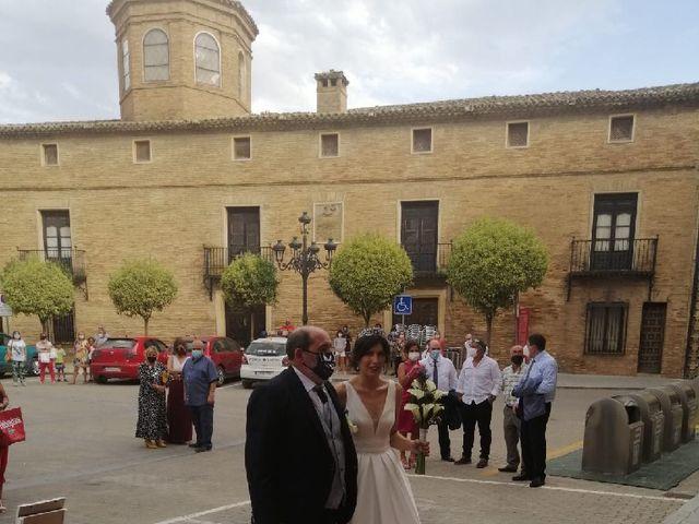 La boda de Gorka y Kasandra en Marcilla, Navarra 2