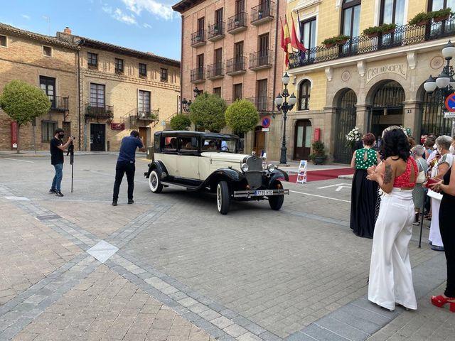 La boda de Gorka y Kasandra en Marcilla, Navarra 6