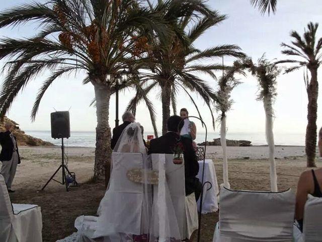 La boda de Antonio y Ana en La/villajoyosa Vila Joiosa, Alicante 29