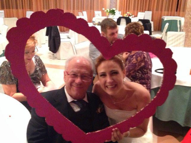 La boda de Antonio y Ana en La/villajoyosa Vila Joiosa, Alicante 33