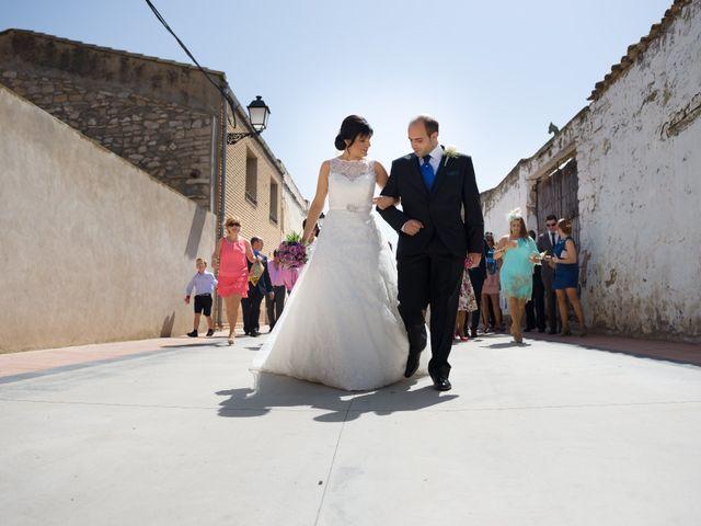 La boda de David y Marta en Castejon, Cuenca 5