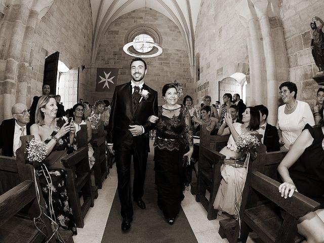 La boda de David y Marta en Castejon, Cuenca 7