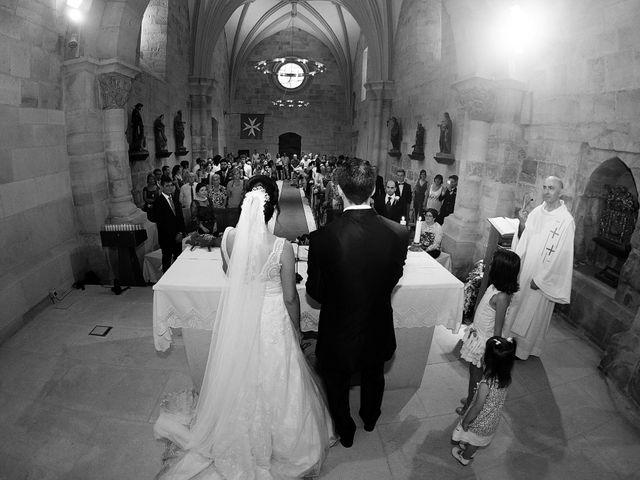 La boda de David y Marta en Castejon, Cuenca 9