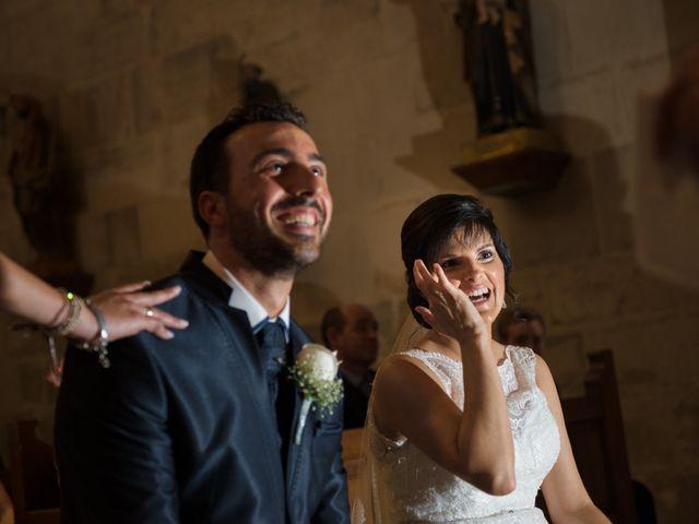 La boda de David y Marta en Castejon, Cuenca 10