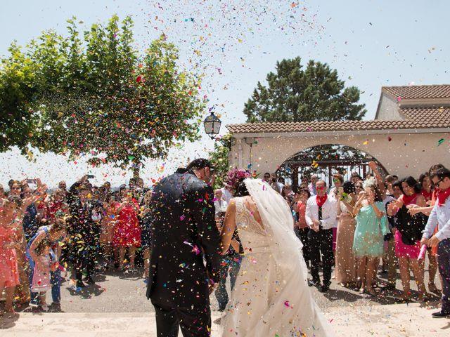 La boda de David y Marta en Castejon, Cuenca 11
