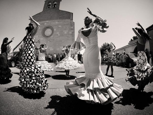 La boda de David y Marta en Castejon, Cuenca 12